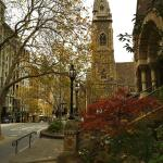 One of the beautiful old churches in Melbourne