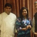 A service par excellence.  The food and the service especially by Chef Santosh Singh and his tea