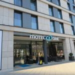 صورة فوتوغرافية لـ ‪Hotel Motel One Frankfurt-East Side‬