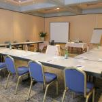 Meeting or breakout rooms