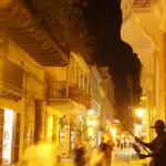 An evening shopping in the Old Town, followed by a visit to the local Salsa Bar