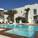 Photo de Nissaki Beach Hotel Naxos