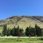 صورة فوتوغرافية لـ ‪Glen Nevis Caravan and Camping Park‬