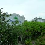 Entrance to Grace Bay Suites