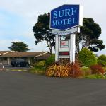 Foto de Surf Motel and Gardens