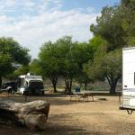 Foto de Vail Lake RV Resort