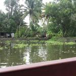 Foto de Bamboo Lagoon Backwater Front Resort
