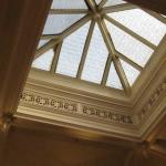 Reception skylight