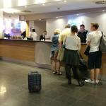 Holiday Inn Express Frankfurt-Airport Foto