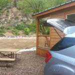 Foto Glenwood Canyon Resort