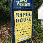 Foto van BEST WESTERN Mango House Resort