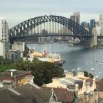 Foto de North Sydney Harbourview Hotel