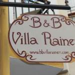 B&B Villa Raineri
