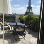 Photo de Shangri-La Hotel Paris