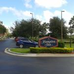 Foto van Hampton Inn Orlando - Convention Center