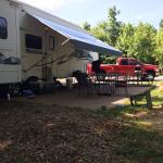 Up the Creek RV Camp resmi