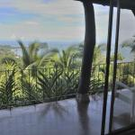 View of Manuel Antonio from our room