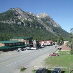 Downtown Cooke City from our room