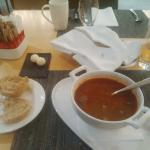Best goulasch soup I have ever eaten.