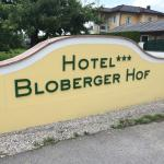 Foto di Hotel-Pension Bloberger Hof