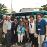 Hotel Van Took Us To School Everyday - We Taught English At Liceo Galileo Galilei