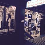 A great cool boutique hotel with photography as its core theme to all the decor.