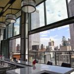 Spyglass Rooftop Bar with Empire View