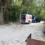 Beautiful day and good experience at ft desoto campground