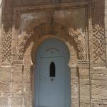 Amazing door of the riad