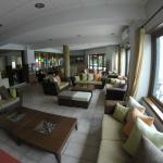 Our Lounge where you can relax any time you want!