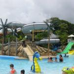 Children's water slides, rocked!