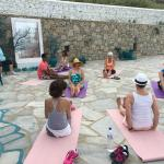 "Zumba and Meditation in ""Spirited"" Class"