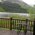 Summit Lake Lodge Foto
