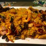 Paella to die for