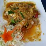 Curry Crab (Not Fresh)