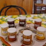 Homemade jam - not to be missed