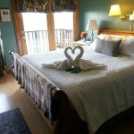 Foto di Hermann Hill Vineyard Inn & Spa and River Bluff Cottages