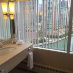 Great room corner view 15th floor