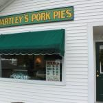 Hartley's Pork Pies