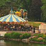 Riverwalk Carousel near Gaithersburg Marriott
