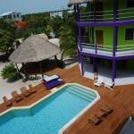 Caye Caulker Towers Foto