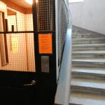 Stairs and Lift