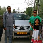 The Man who made our road trip to Kashmir memorable