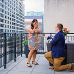 Proposal in Executive Terrace Suite