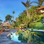 Photo de Nandini Bali Resort & Spa Ubud