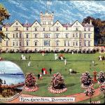 Originally built in 1812 the Royal Exeter was the first building in Bournemouth