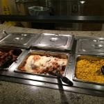 Aurora Buffet - dinner was $19.95 at the time (Golden Corral is 10x better)