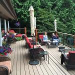 Foto di The Fraser River's Edge Bed & Breakfast Lodge