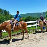 Farm by the River Bed and Breakfast with Stables resmi