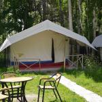 tented accomodation
